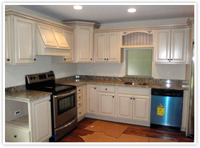 Condo Care Construction - Kitchen Refacing